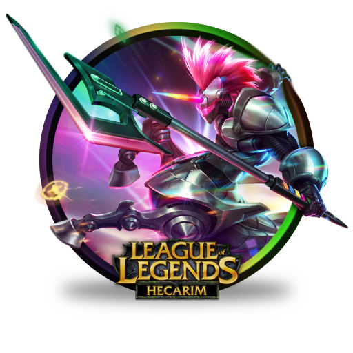 Hecarim Arcade Icon League Of Legends Iconset
