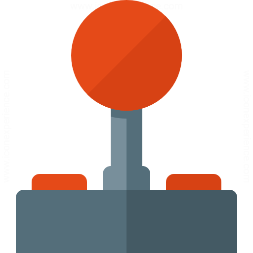 Iconexperience G Collection Joystick Icon
