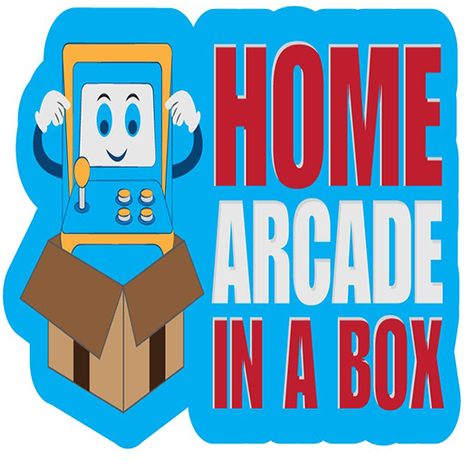 Cropped Home Arcade Icon Home Arcade In A Box