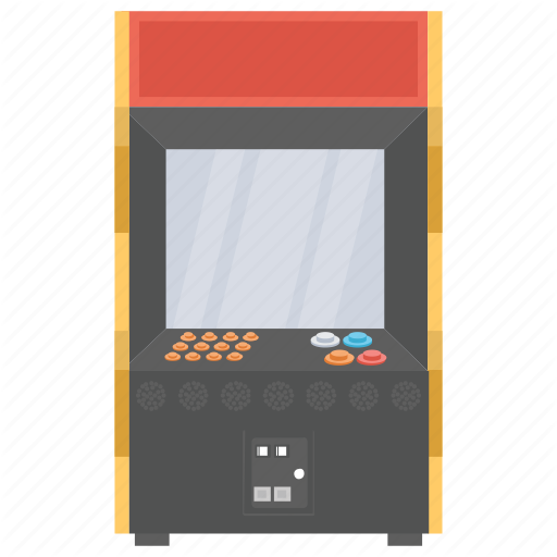 Arcade Game, Electronic Game, Gaming Machine, Jackpot Game, Video