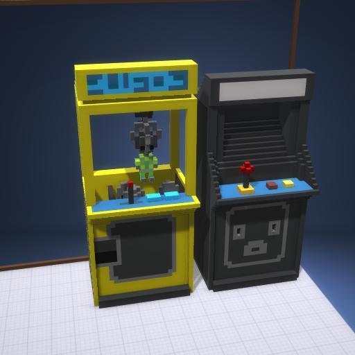 Standup Arcade Machine