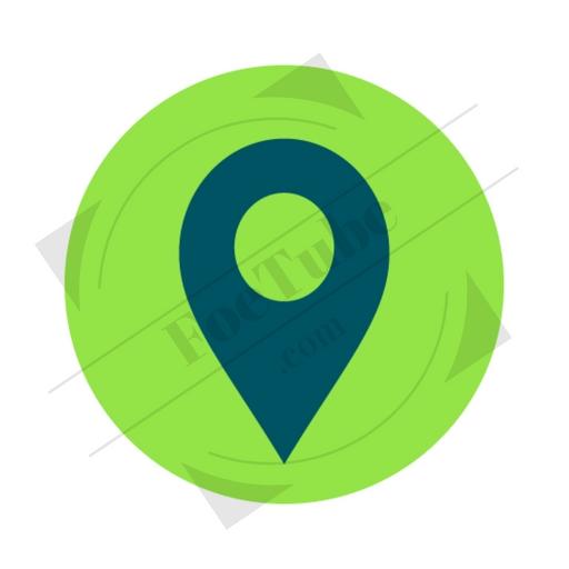 Location Icon Vector Png Format Easy Download Icon Designs