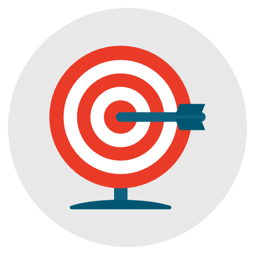 Target, Aim, Success, Goal, Archery Icon Free Of Flat Design Icons