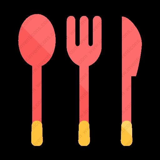 Download Dining,area Icon Inventicons