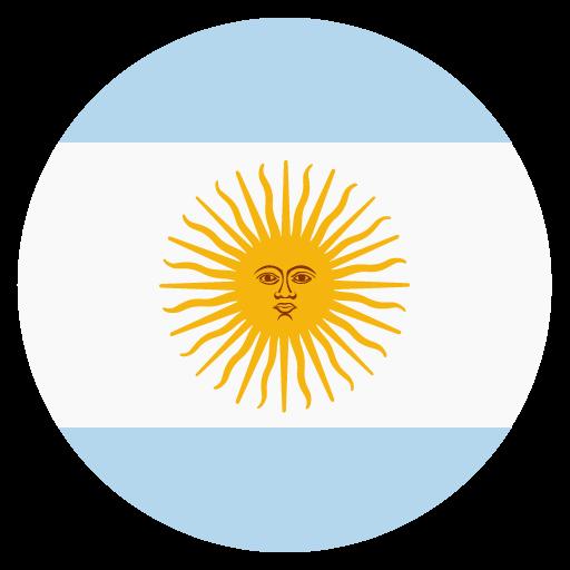 Argentina Flag Vector Emoji Icon Free Download Vector Logos Art