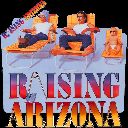 Raising Arizona Movie Folder Icon