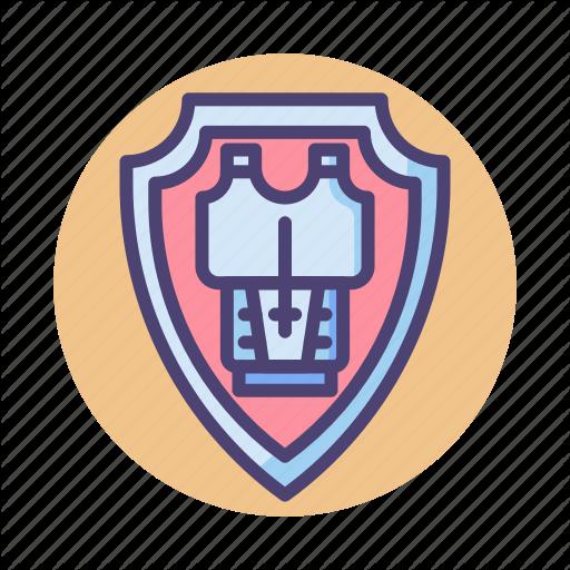 Armor, Armory, Armour, Body Armor, Body Shield, Shield Icon