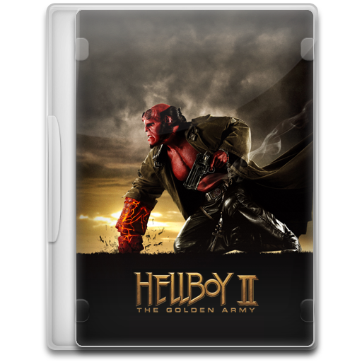 Hellboy Ii The Golden Army Icon Movie Mega Pack Iconset