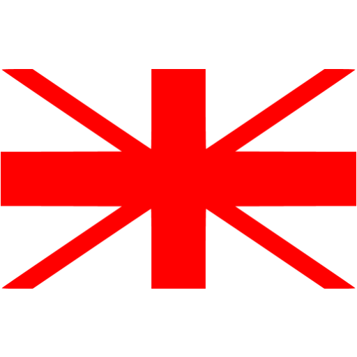 Red British Army Icon