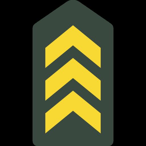 Miscellaneous, Chevron, Military, Army Icon