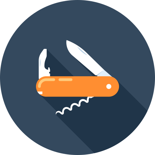 Swiss, Army, Knife Icon Free Of Seo And Development Icons