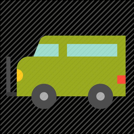 Army, Car, Force, Humvee, Military, Vehicle Icon