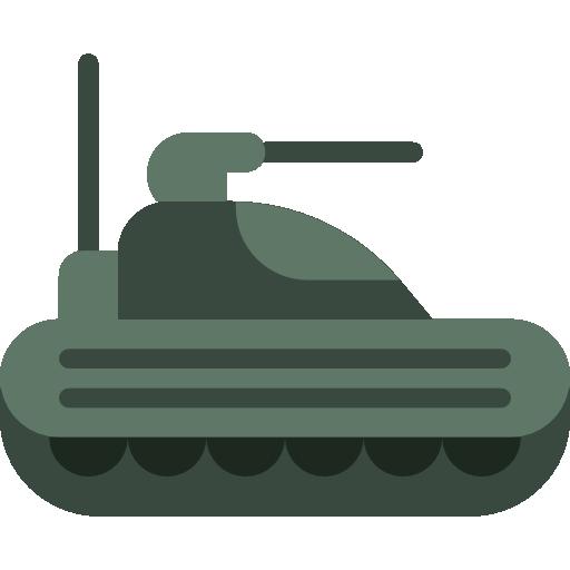 Tank Icon Army Badges Smashicons