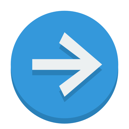 Right Arrow Icon Free Icons Download