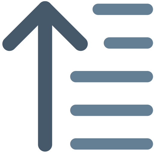 Align, Arrow, Center, Alignment, Office, Text, Alignment, Up Icon
