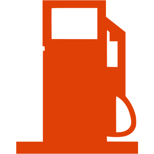 Soylent Red Gas Station Icon