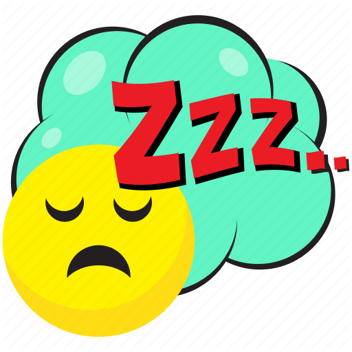 Sleep Sign Comic Bubble, Snoring Sound, Zzz, Zzz Comic Bubble, Zzz