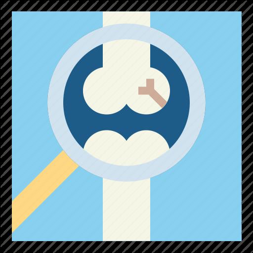 Arthritis, Check, Diagnosis, Fractured, Scan Icon