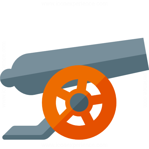 Iconexperience G Collection Cannon Icon