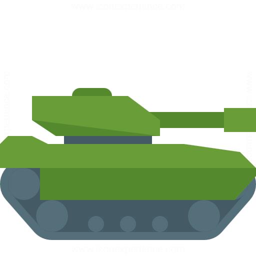 Iconexperience G Collection Tank Icon