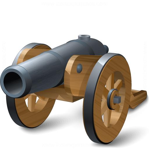 Iconexperience V Collection Cannon Icon