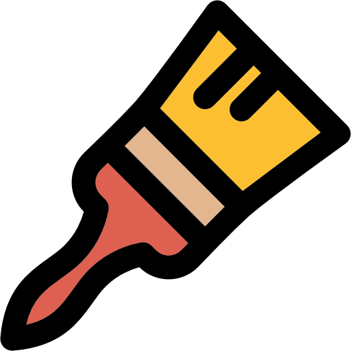 Paint Brush, Art, Painting, Tools And Utensils, Artist Icon