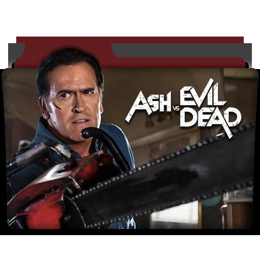 Ash Vs Evil Dead Tv Series Folder Icon