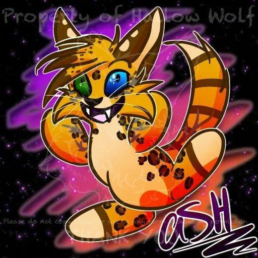 New Icon For Ash Furry Amino