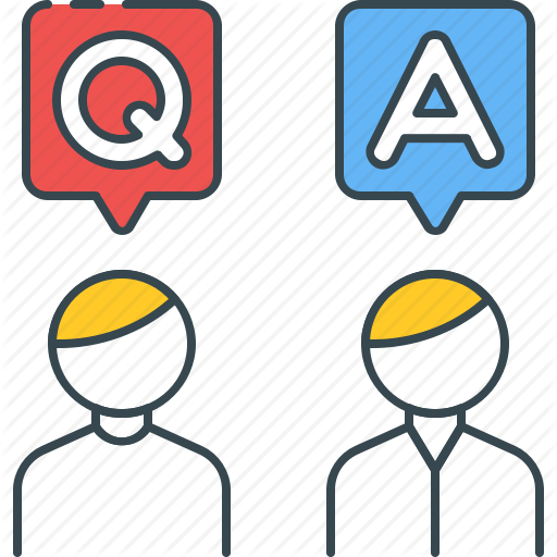 Answer, Answers, Ask, Help, Q A, Question, Questions Icon