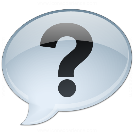 Iconexperience V Collection Question Icon