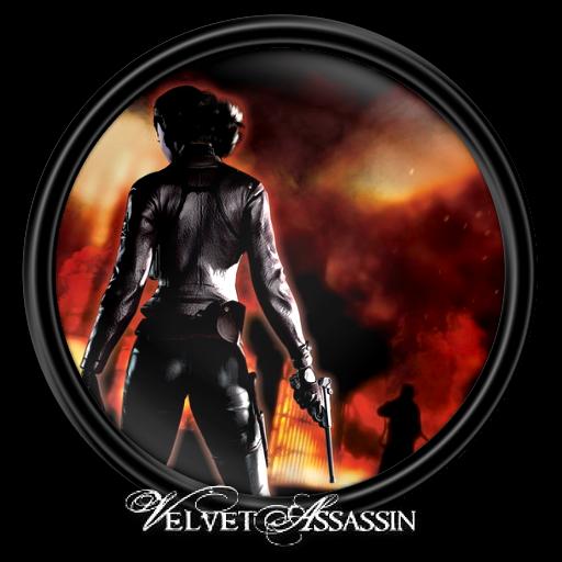 Velvet Assassin Icon Mega Games Pack Iconset Exhumed