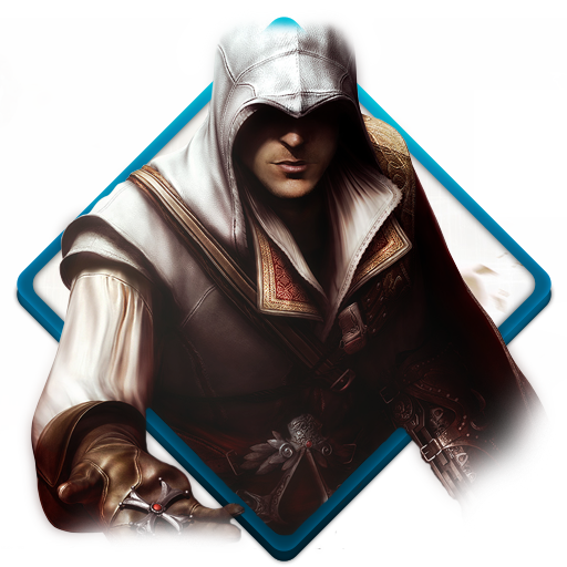 Assasins Creed Icon Water Gaming Iconset Tooschee