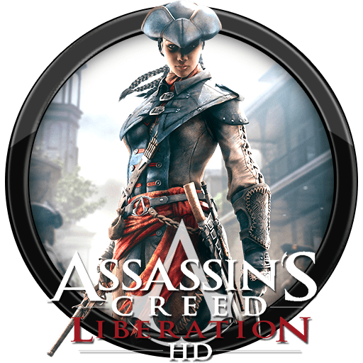 Assassins Creed Liberation Icon