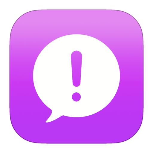 Feedback Assistant Icon