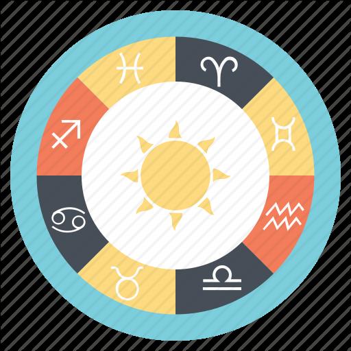 Astrological Stars, Birth Date Stars, Horoscope, Western Astrology