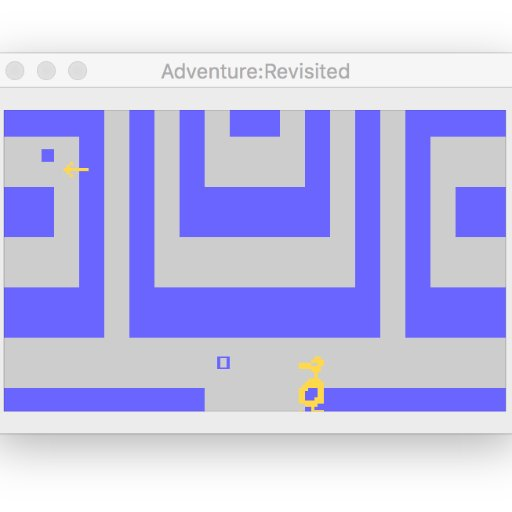 Head To Head Atari Adventure