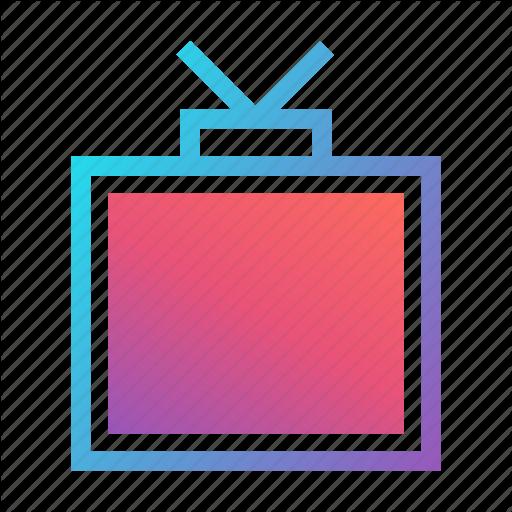 Athena, Display, Media, Multimedia, Screen, Television, Tv Icon