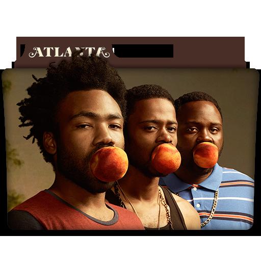 Atlanta Tv Series Folder Icon