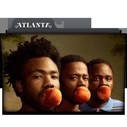 Atlanta Folder Icon