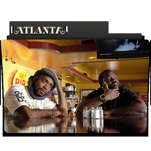 Atlanta Series Folder