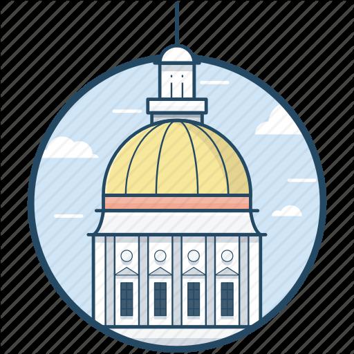 City Hall, County Of San Francisco, Dome, Dome Francisco, San