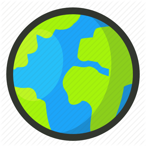 Atlas, Earth, Geography, Globe, Planet, World, Worldwide Icon
