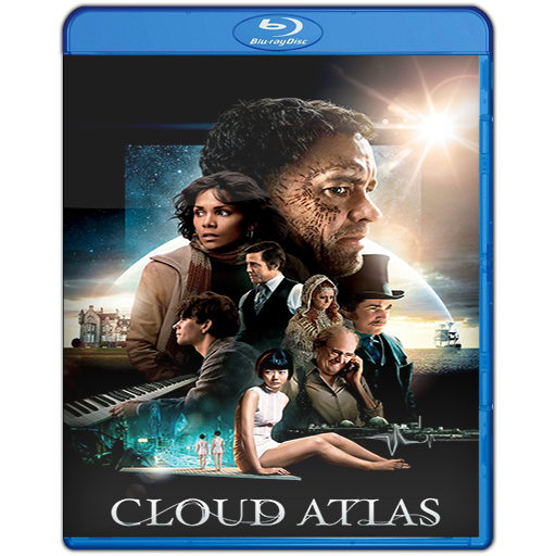 Cloud Atlas Movie Folder Icons