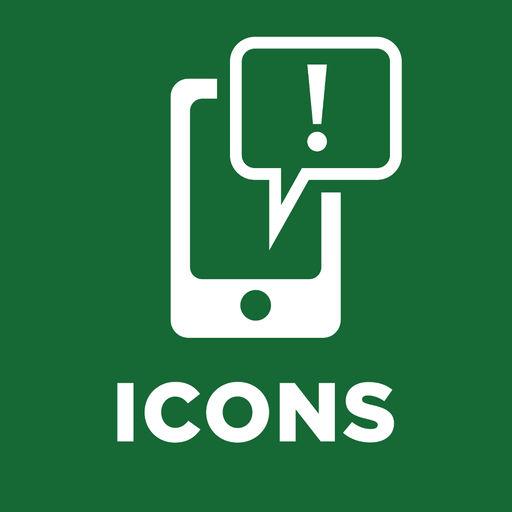 Icons Alert