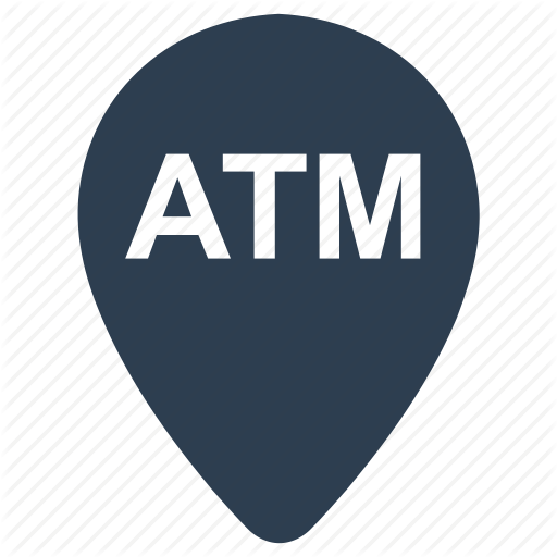Atm, Atm Location, Bank, Location, Map, Pn