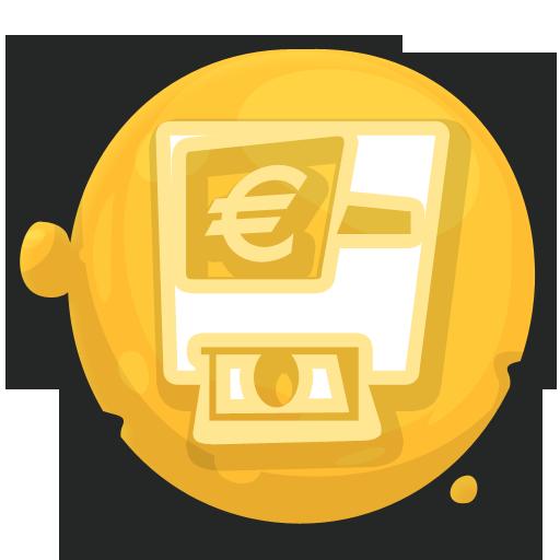 Atm Euro Icon Download Free Icons
