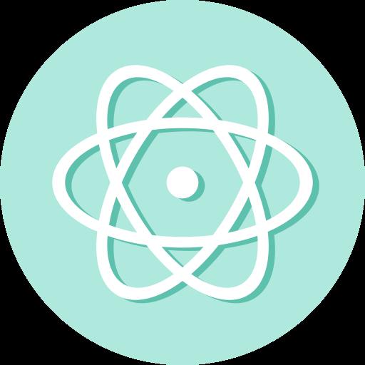 Atom Icon Macaron Iconset Goescat