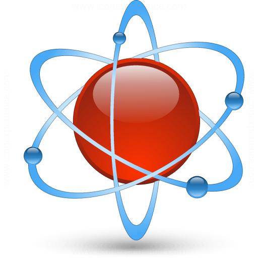 Iconexperience V Collection Atom Icon