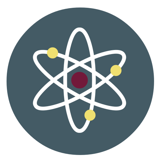 Science, Atom Icon Free Of Super Flat Remix Categories