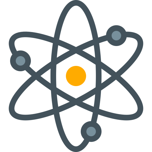 Atom, Atom Sign, Atomic Icon With Png And Vector Format For Free